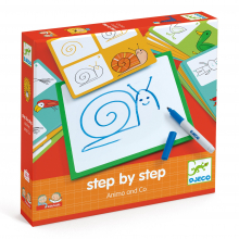 Animo & Co Learn to Draw Step by Step by DJECO