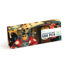 Yokaï 500pc Gallery Puzzle + Poster