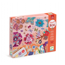 The Flower Garden Mulit-Activity Craft Kit by DJECO in Squamish BC