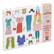 Paper Fashion Large Dressing Room Craft Kit by DJECO in Squamish BC