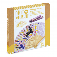 Woodland Beauty DIY Fan + Case Craft Kit by DJECO in Squamish BC