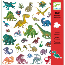 DInosaurs Sticker Sheets by DJECO in Squamish BC