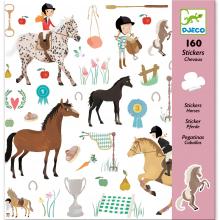 Horses Sticker Sheets