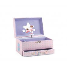 Ballerina's Tune Musical Treasure Box by DJECO in Marshfield WI
