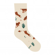 Socks that Protect Tigers