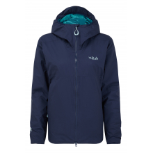 Khroma Kharve Jacket Womens by Rab in Golden CO