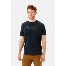 Men's Stance Sketch Tee by Rab in Golden CO