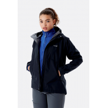 Downpour Eco Jacket Womens by Rab in Golden CO
