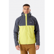 Men's Downpour Eco Jacket by Rab in Alamosa CO