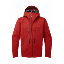 Men's Khroma Kinetic Jacket by Rab in Golden CO