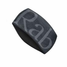 Men's Rab Knitted logo Headband by Rab