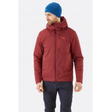 Men's Xenair Alpine Jacket by Rab in Golden CO