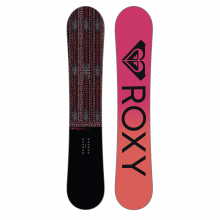 Wahine Package Camber by Roxy Snowboards in Garmisch Partenkirchen Bayern