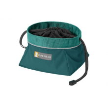 Quencher Cinch Top Bowl by Ruffwear in Squamish BC