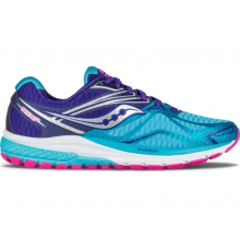 Women's Ride 9 Wide by Saucony in Suwanee Ga
