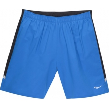 Men's Run Lux Short by Saucony in North Vancouver Bc