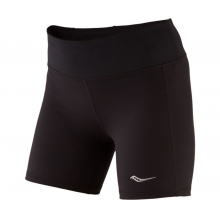 Women's Scoot Tight Short by Saucony in Colorado Springs Co