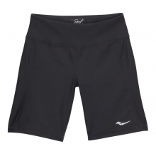 "Women's Scoot Tight Short 8"" by Saucony in Plymouth Ma"
