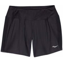 Women's Run Lux Short by Saucony in Oro Valley Az