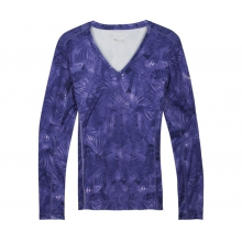 Women's Velocity Ls V-Neck by Saucony