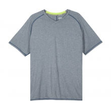 Men's Velocity V-Neck by Saucony in Newbury Park Ca