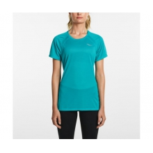 Women's Hydralite Short Sleeve by Saucony in Suwanee Ga