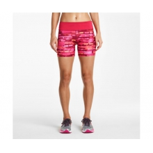 Women's Scoot Tight Short by Saucony