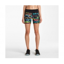 Women's Scoot Tight Short by Saucony in Wesley Chapel Fl