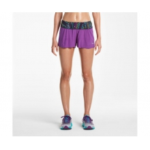 Women's Pinnacle Short by Saucony in Suwanee Ga
