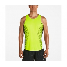 Men's Endorphin Singlet by Saucony in Calgary Ab
