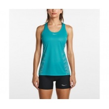Women's Endorphin Singlet by Saucony