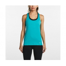 Women's Strider Tank by Saucony in Carlsbad Ca