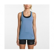 Women's Strider Tank by Saucony in Boston Ma