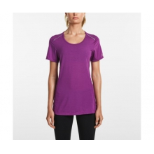 Women's Freedom Short Sleeve by Saucony in Hoffman Estates Il