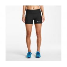 Women's Bullet Tight Short by Saucony in Melrose Ma
