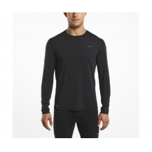 Men's Freedom Long Sleeve by Saucony in Washington Dc
