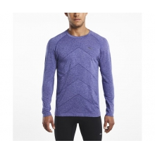 Men's Dash Seamless Long Sleeve by Saucony in Carol Stream Il