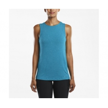 Women's Open Back Slub Tank by Saucony in Glenwood Springs CO