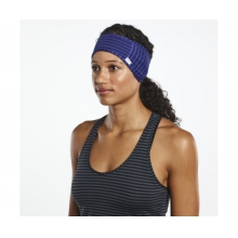 Brisk Ponytail Headband by Saucony