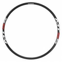 Rim Only For Wh-Mt55L-29F15/Front Or Rear 24H, Rim:29 Black, Clincher