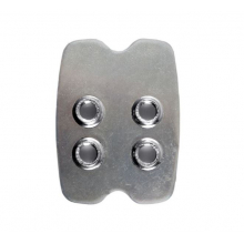 SH-A200 Cleat Nut (1 pc.) by Shimano in Salmon Arm Bc