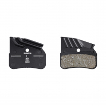Resin Pad (N03A) W/Fin & Spring by Shimano Cycling