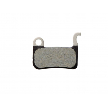 A01S DISC BRAKE PAD-RESIN, W/ SPRING AND SPLIT PIN