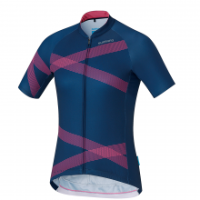 W's Team Shimano Jersey by Shimano Cycling