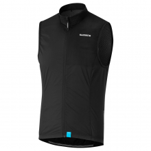 COMPACT WIND VEST by Shimano Cycling