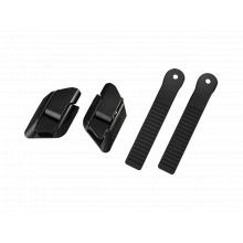 Adaptable Buckle & Strap Set - Black by Shimano Cycling