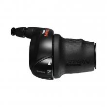 Shift Lever, Sl-C3000-7, Nexus, Revo Shifter, For Cj-Nx10, Silver by Shimano Cycling