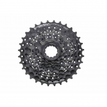 Cassette Sprocket, Cs-Hg31, 8-Speed, 11-13-15-17-20-23-26-34T by Shimano Cycling in Alamosa CO