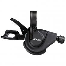 Shift Lever, Sl-M640, Zee Right 10-Speed W/O Optical Gear Display by Shimano Cycling