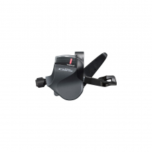 Shifting Lever, Sl-R2030, Claris For Flat Handlebar Road, Left 3-Speed Rapidfire Plus, Optical Gear Display by Shimano Cycling